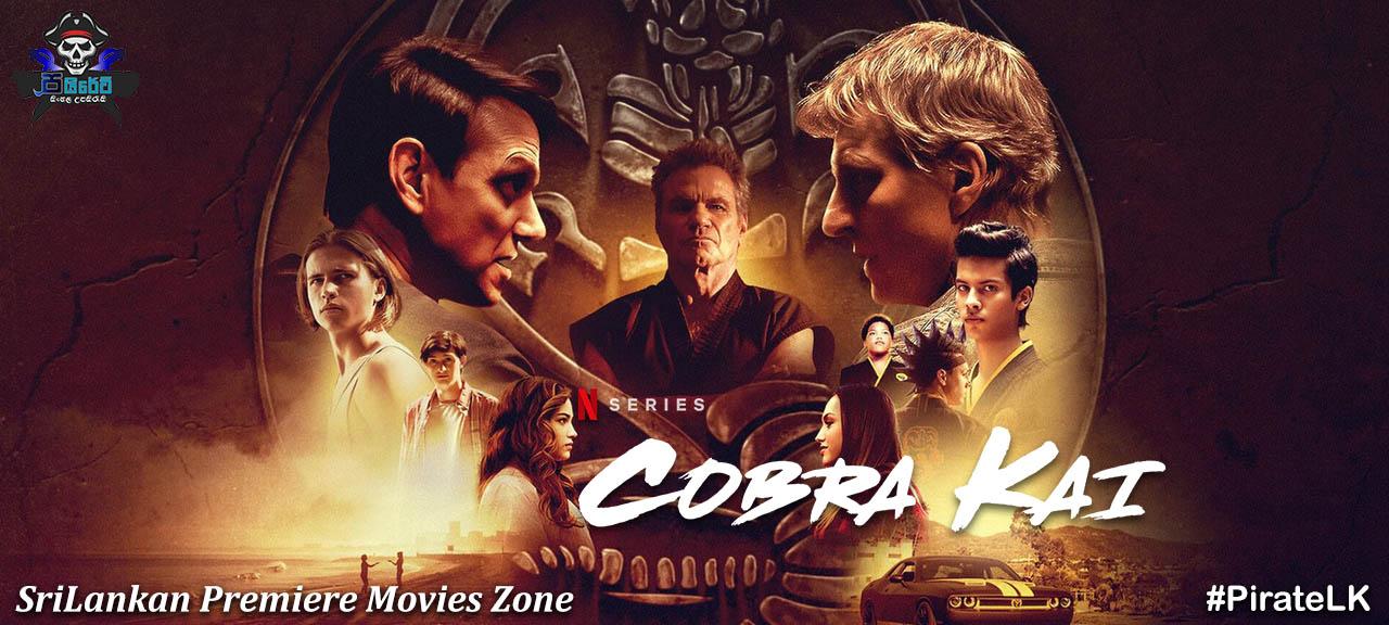 Cobra Kai with Sinhala Subtitles