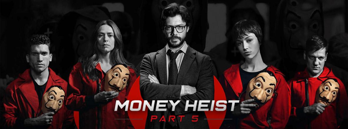 Money Heist (TV Series 2017–2021) with Sinhala Subtitles